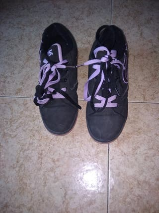 Zapatos de niños para patinar talla 38