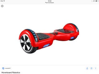 Patinete electrico(hoverboard)