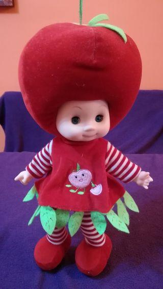 muñeca 50cm y canta