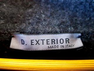 Abrigo italiano D.Exterior