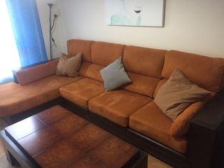 Sofá chaiselongue XL