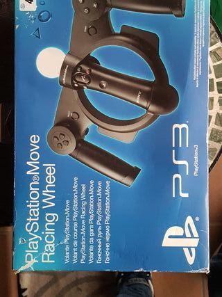 Volante PlayStation Move