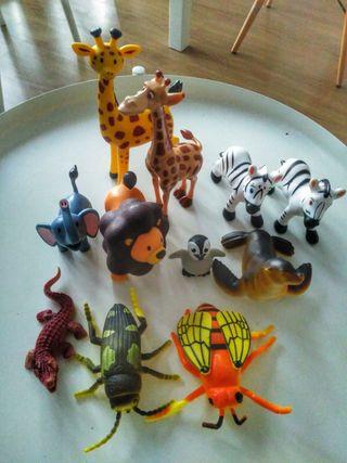 Muñecos Animales niños niñas
