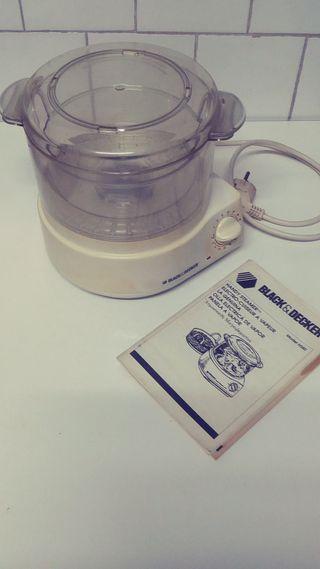 cocina vapor
