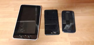 lote 2 mobiles y tablet