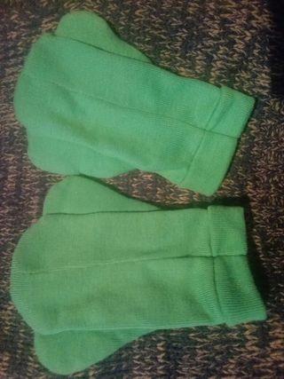 guantes con sonajeros