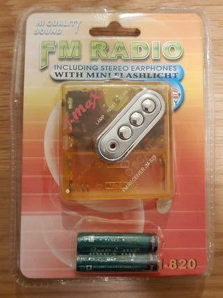 FM Radio mini