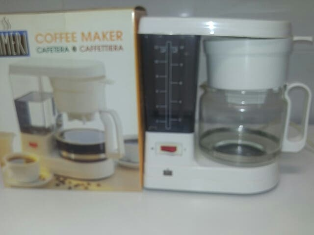 Cafetera Limeri