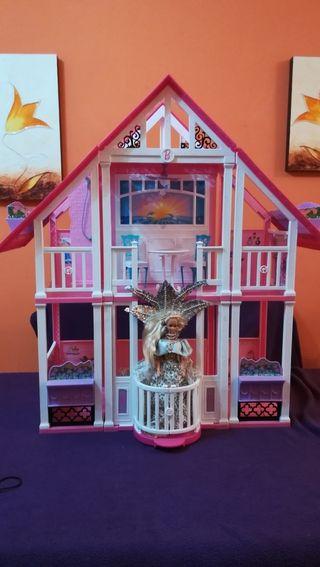 Casa Mansión Barbie de Mattel