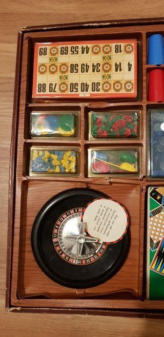 Juegos Reunidos GEYPER 55