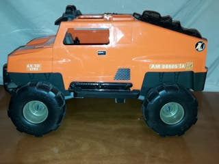 juguete camión action Man