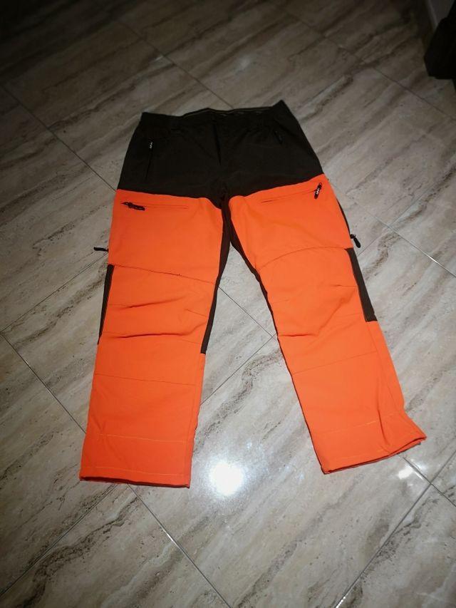 pantalón hard iron tech