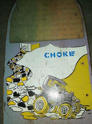 SKATE CHOKE OLD SCHOOL