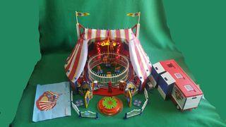 Playmobil Circo 4230 con MUCHOS EXTRAS