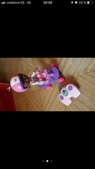 Patin doctora juguetes