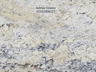 Get Ambar White Granite Kitchen Worktop in London