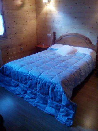 Nordico, cama matrimonio