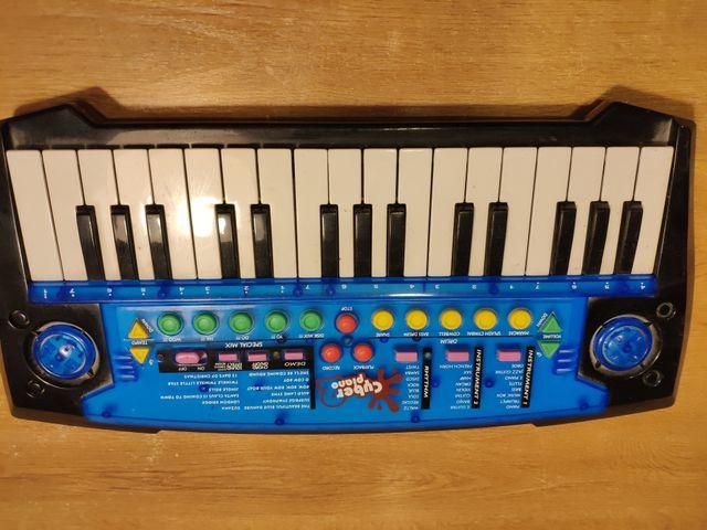 piano eléctrico Cyber Piano