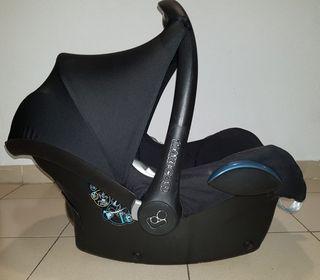maxi-cosi cabriofix - silla de coche grupo 0+