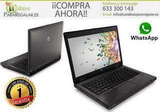 Portátil Hp ProBook 6360b, i3, 4gb, wifi, Windows