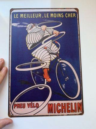 Michelin Pneu Velo en metal 20x30