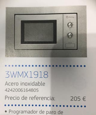 Balay New integrated Microwave