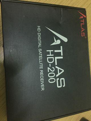 Decodificador Atlas hd-200