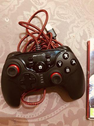 Fifa 18 para nintendo switch + mando