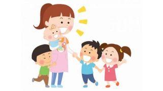 Asistenta para cuidar niños (niñera)