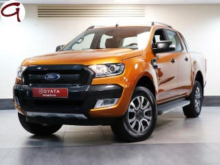 Ford Ranger 3.2 TDCI Doble Cabina Wildtrak 4x4 AT 147 kW (200 CV)
