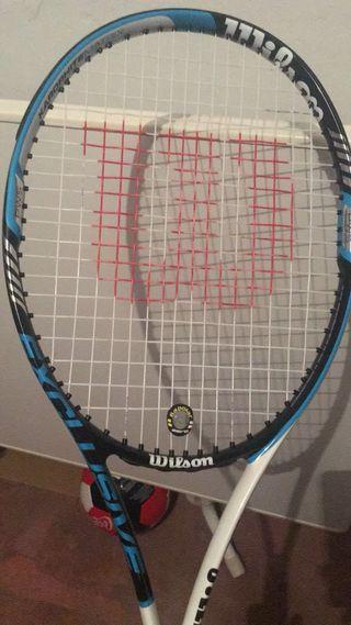 Raqueta tenis Wilson Karophite matrix