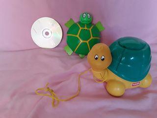 tortugas PLAYSKOOL 2x1€