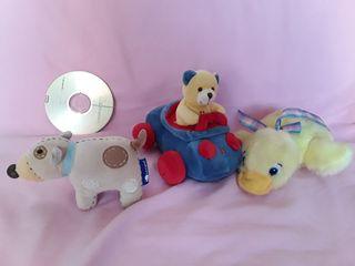 juguetes con sonidos Imaginarium 3x 1€