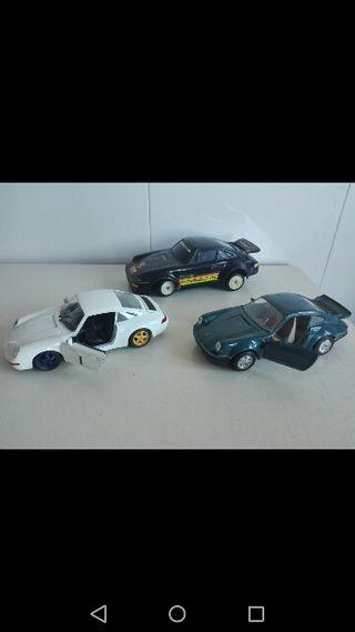 Porsche 911 maqueta