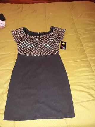 vestido talla como una s/m
