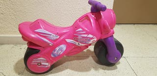 triciclo y moto