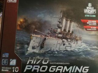 Placa base H170 Pro Gaming