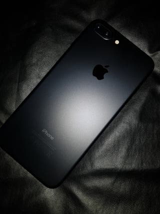 Apple iPhone 7 Plus 256Gb Negro Mate Libre