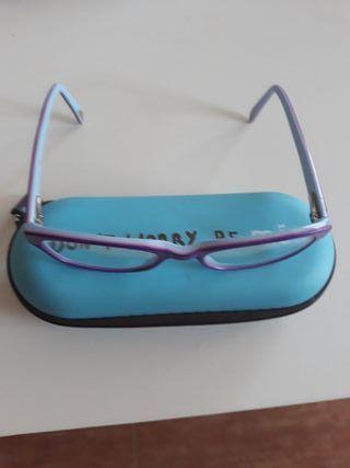 monturas de gafas niñas marca mó