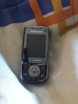 Samsung SGH-L760V libre