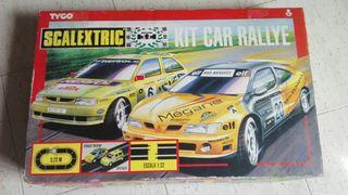 Scalextric Rallye completo