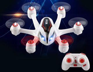 NUEVO DRON 6 MOTORES A ESTRENAR