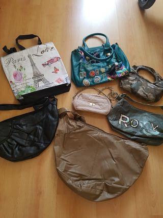 Lote de bolsos