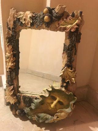 Espejo 38 x60 cm (grosor 4 cm)
