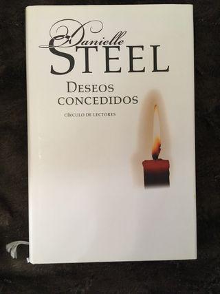 "Libros de la autora ""Danielle Steel"""