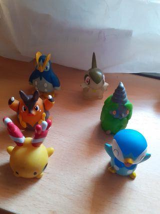 muñecos Pokémon