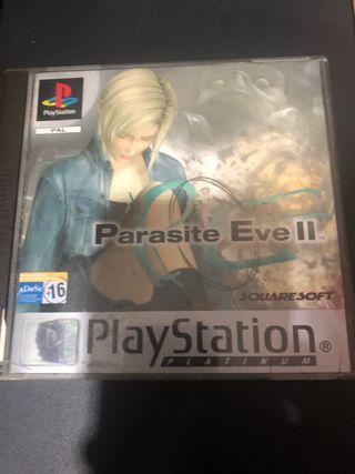Parasite Eve II Ps1
