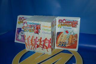 Coleccionable EL CUERPO HUMANO-45 tomos