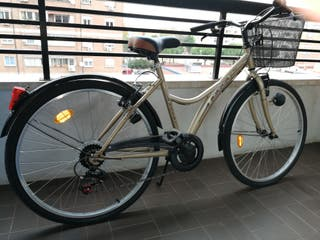 Bicicleta de paseo chica