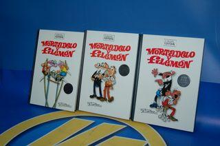 Comics clasicos del humor MORTADELO Y FILEMON